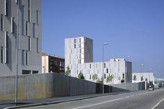 Mab Marotta Basile Arquitectura | Via Appennini, Milano | 2010