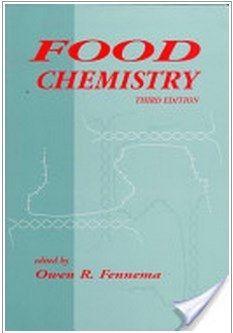 Free Download Food Chemistry (third edition) by Owen R. Fennema in pdf. http://chemistry.com.pk/books/food-chemistry-by-owen-r-fennema/