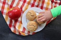 Cinnamon Applesauce Muffins - Mom to Mom Nutrition