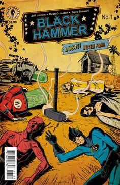Publisher: Dark Horse Comics Cover Date: July 2016 Cover Price: $3.99 Story: Jeff Lemire Art: Dean Ormston Cover Artist: Jeff Lemire