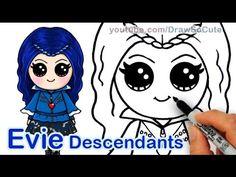 How to Draw Mavis Hotel Transylvania Vampire Girl Cute step by step - YouTube