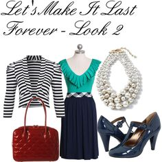 Let's Make It Last Forever - Look 2, created by pumpsandgloss on Polyvore