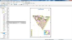 Insert small map to layout in ArcGIS