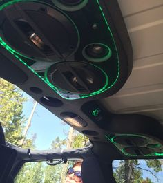 Amplify your Jeeps sound experience with this top notch, custom sound bar for Jeep JK& Improve your music experience without compromise! It's a Jeep, after all. Cj Jeep, Jeep Mods, Jeep Rubicon, Jeep Truck, Ford Trucks, Wrangler Car, Jeep Wrangler Interior, Jeep Wrangler Upgrades, Jeep Wrangler Stickers