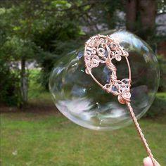 палочки для выдувания пузырей