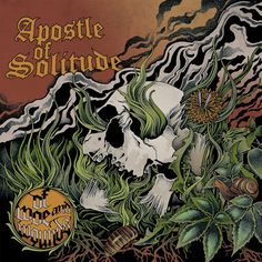 """APOSTLE OF SOLITUDE: """"Of Woe And Wounds"""" ist unglaublich heavy! 