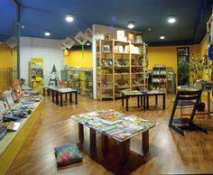 Libreria di Explora - Roma