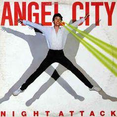 Angel City (2) - Night Attack: buy LP, Album at Discogs