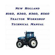 new holland kobelco e175b e195b workshop manual