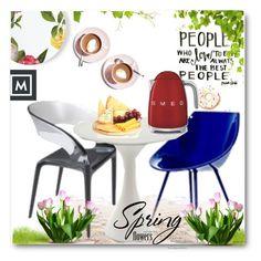 """Bez naslova #693"" by edy321 ❤ liked on Polyvore featuring interior, interiors, interior design, home, home decor, interior decorating, Driade, Kate Spade and Martha Stewart"