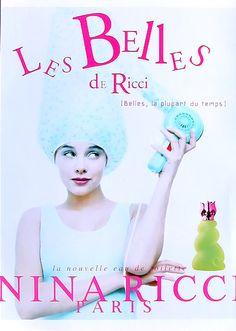 Nina Ricci - Les Belles de Ricci - 1996