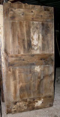 Oltre 1000 idee su vecchie porte su pinterest maniglie - Vecchie porte in legno ...