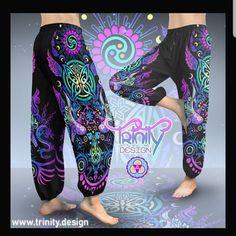 Easy the best harem pants I've seen ❤️💯