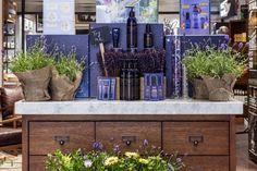 Kiehl's Floral installation by Prop Studios, London – UK » Retail Design Blog