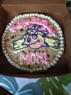 hey arnold cake