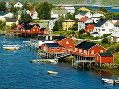 If you want to go somewhere different on your 2013 holiday then why not try Norway. It's beautiful, different and has incredible scenery.