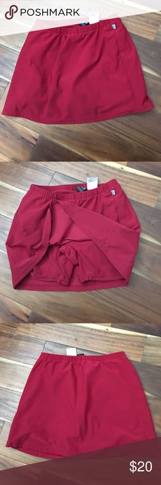 Nike drifit skorts Great condition. No tears or stains. Nike Shorts Skorts