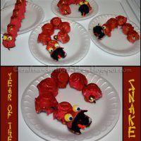 Chinese New Year play date – activities & snake craft