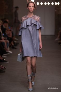 Женская мода: Zimmermann, весна-лето 2016