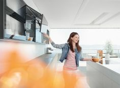 "- ""Life is so easy with Blum Servo-Drive Aventos HF."" Blum has been conceiving, developing and building home and office storage solutions for more than 50 years.  - John Michael Bantolino /  jmbantolino@gmail.com / 63929.341.1016"