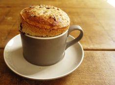 Vanilla Soufflé with Chocolate Sauce - Homemade Cravings | Sweet ...