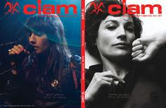 Clam #21 - Focus on Change