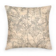 Constellation Map | Pillows and Pillow Cases | HUMAN