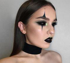 Creative Halloween Makeup Ideas: Scary Halloween Makeup