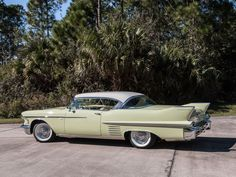 1958 Cadillac Sixty-Two Coupe de Ville (6237)
