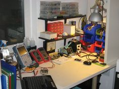 Whats your Work-Bench/lab look like? Post some pictures of your Lab. - Page 19