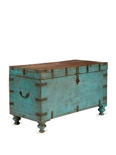 Wooden Chest by Michael Aram on Gilt Home