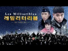 Les Miserables ROK Air Force Parody Les Militaribles / 공군 레미제라블 '레밀리터리블'  Korea advertising - promoting army
