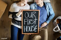 Buy Couple moving into new house by Rawpixel on PhotoDune. Couple moving into new house Social Media Images, Social Media Content, House Photography, Lifestyle Photography, Moving New House, Creative Illustration, Women Lifestyle, Florida Home, Christmas Fun