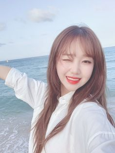 Weki Meki - Yoojung Miss U So Much, I Miss U, Kpop Girl Groups, Kpop Girls, Choi Yoojung, Ioi, Ulzzang Girl, Girl Humor, K Idols