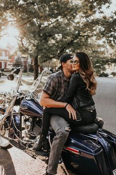 Motorcycle Couple Riding Ideas For 2019