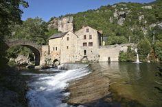 Moulin a la vallée de la Dourbie
