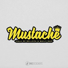 #Trabajosrecientes  D I S E Ñ O  D E  L O G O Mustache Nails Bar  #logos #logotypes #graphicsdesign #graphicdesign #graphic #publicidad #3d  #solidworks #great #ideas  #industrialdesign #webdesign #socialmedia #phtography #advertising #marketing #brands #logotypes #rendering by incdesigners