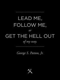 George S. Patton, Jr.