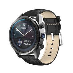 kospet hope 3g+32g 4g-lte watch phone 1.39' amoled ip67 wifi gps/glonass 8.0mp android7.1.1 smart watch Sale - Banggood.com Smartwatch, Wi Fi, Bluetooth, Samsung Accessories, Smart Bracelet, Watch Case, Watch Bands, Watches, Cupons