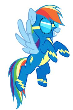 Rainbow Dash My Little Pony Friendship, Rainbow Dash, Sonic The Hedgehog, Magic, My Favorite Things, Fictional Characters, Art, Art Background, Kunst