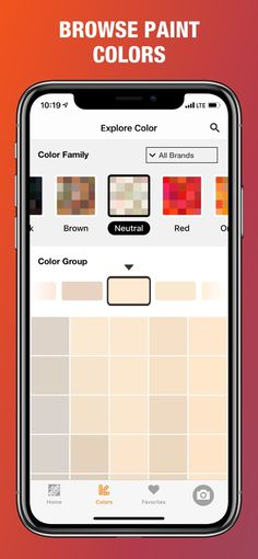 ‎Project Color™ The Home Depot on the App Store Home Depot Paint Colors, Coordinating Paint Colors, Home Depot Store, Coloring Apps, Home Remodeling Diy, Vinyl Siding, Color Names, Project Yourself, Exterior Paint