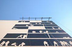 """Galeria - Arte e Arquitetura: """"Empena Viva"""" por Nitsche Projetos Visuais - 6"""