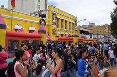 Niños disfrutaron del Día de Reyes en Casa Amarilla de Los Teques