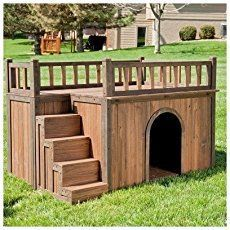 6 Best Dog Houses For Outdoors And Indoors Why is using a dog house a good idea? Most people tend to have the misconception that dog houses are meant for only those dog owners who intend to keep…Read more → #PlayinDogs