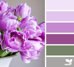 { color spring } image via: @cloverhome.nl