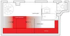 23 Square Meter Apartment in Paris called Red Nest