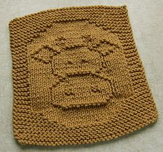 Ravelry: Hay, Baby! Cloth pattern by Elaine Fitzpatrick