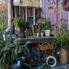 Die 125 Besten Bilder Von Deko Hauseingang Garden Art Backyard