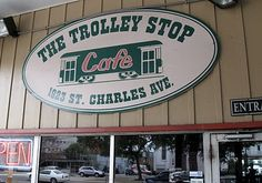 The Trolley Stop Cafe - 1923 St. Charles Ave. We had breakfast there EVERY morning the last time we were there. ❤❤❤