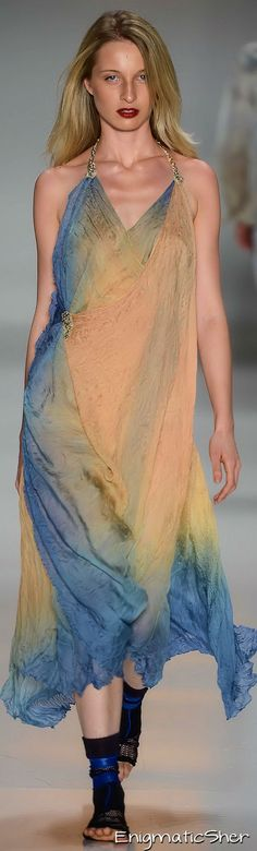 LINO VILLAVENTURA Summer 2015 Ready-To-Wear